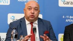 Красен Кралев: Новият закон ще реши проблема с базите на всички клубове, не само на ЦСКА