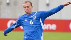 Левски се насочи към исландски национал