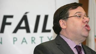 Ирландското правителство се срина