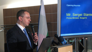 Станишев откри деня на българските иновации в Брюксел