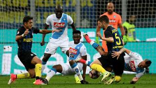 Битката за второто място се завърза! Наполи се справи със слаб Интер и вече е на само точка зад Рома