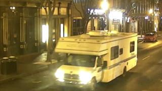 Атентатор самоубиец зад взрива в Нешвил