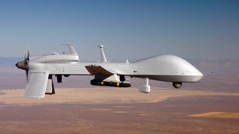 """Армията на САЩ успешно тества дрон """"самоубиец"""""""