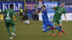 Слави Костов: Не искам да давам прогнози за дербито с Лудогорец