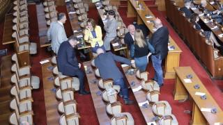 ДПС напусна пленарна зала, не иска Симеонов за зам.-председател