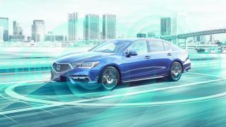 Honda пусна първата кола с ниво на автономност 3 в света