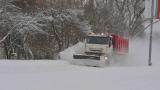 4 области са с ограничено движение заради зимните условия