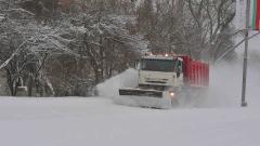 Най-дебела е снежната покривка в Монтана и Враца