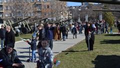 Близо 20 000 души посетиха Военноисторическия музей