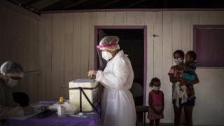 Вече над 1 млн. заразени с новия коронавирус в Латинска Америка и Карибите