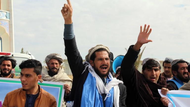 Талибаните обявиха, че са готови да започнат мирни преговори с