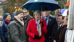 Консерватори могат да спасят сделката на Мей, ако каже кога подава оставка