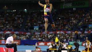 Хуан Мигел Ечевария скочи 8.92 метра в Хавана