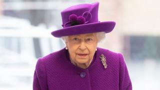 И кралицата се скри от коронавируса