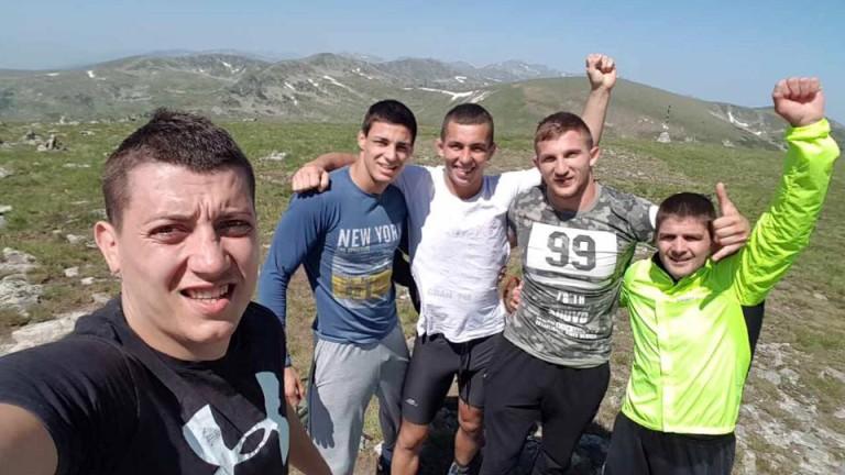 Треньорът на националния отбор по класическа борба Армен Назарян поиска