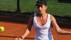 Юлия Стаматова е на четвъртфинал на двойки в Анталия