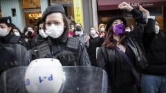 1000 жени на протест в Истанбул срещу убийствата над нежния пол