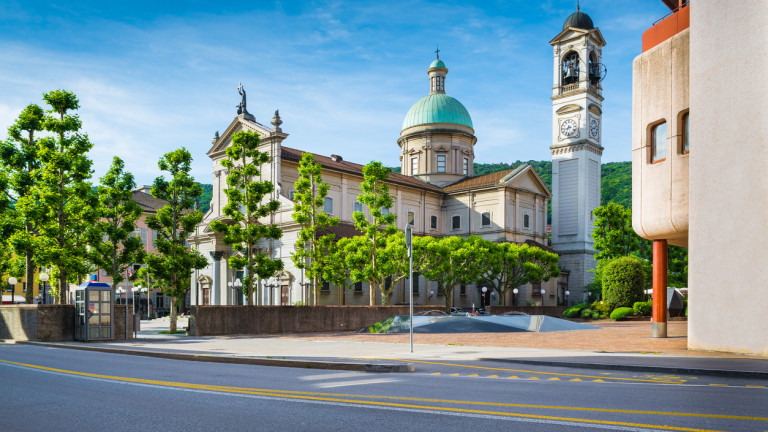 Швейцарската община Киасо планира да даде възможност на гражданите си