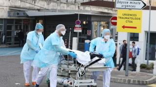 Първа жертва на коронавируса сред медиците във Франция