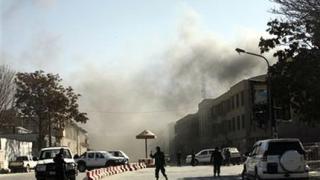 Експлозия разтърси Кабул