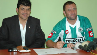 Сашо Александров подписа с Коняспор