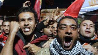 Мубарак подаде оставка