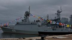 Черноморският флот на Русия провежда учения на фона на маневрите на НАТО