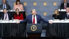 Тръмп: Нямам нищо напротив да се срещам с диктатори