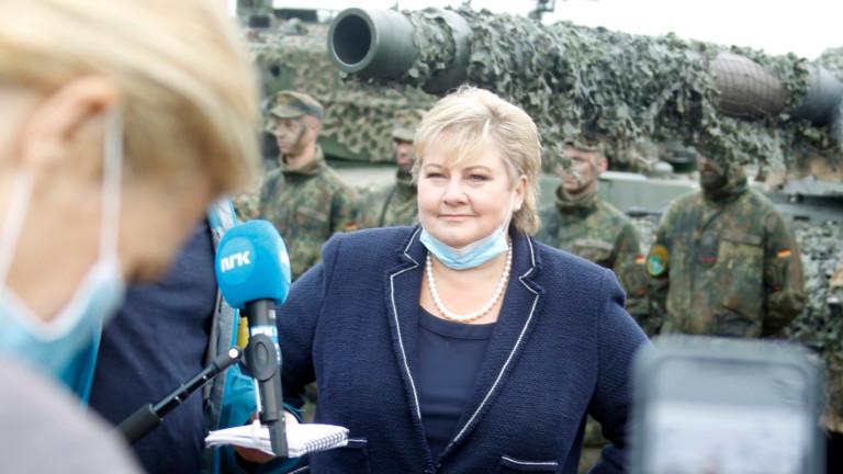 Норвегия не харесва предложените реформи в НАТО