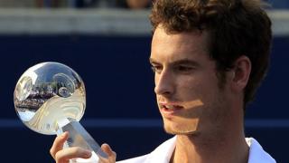 Мъри победи Федерер на финала в Торонто