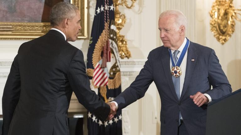 Обама натиснал Байдън да не се кандидатира на изборите през 2016-а