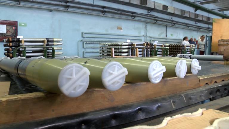 България е изнесла продукция, свързани с отбраната на стойност 1,