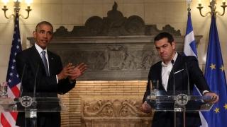 Обама обеща подкрепа за Гърция в преговорите за дълга