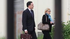 Служители на външно министерство защитиха ексминистър Митов пред съда