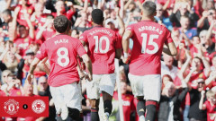 Юнайтед без Рашфорд в дербито с Арсенал