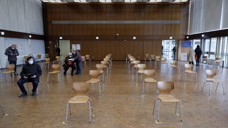 COVID-19: Германия счупи рекорда за починали в рамките на 24 часа