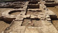Откриха римска пещ на 1500 години в Силистра