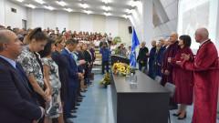 НСА откри академичната учебна година и нова тенис база