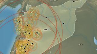 """Руски ракети """"земя-въздух"""" в Сирия плашат американците"""
