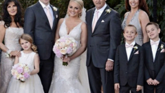 Сестрата на Бритни се ожени с галоши