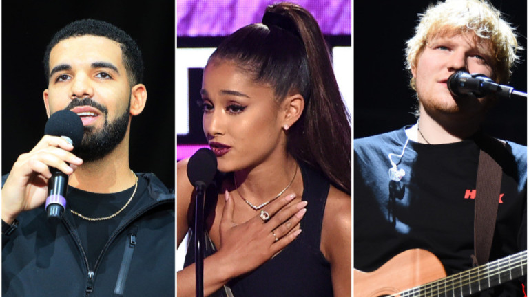 Spotify и най-слушаните им изпълнители, песни и албуми