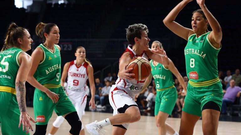 Дамското световно първенство по баскетбол през 2022 година ще бъде в Австралия