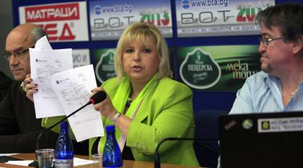"""Кабинетът бил на """"децата"""" на Луканов според Капон"""