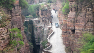 Китай построи 534 000 км пътища за пет години