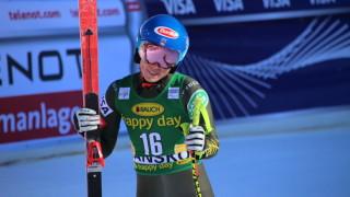Микаела Шифрин спечели по убедителен начин спускането в Банско