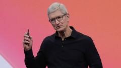 Главният директор на Apple получава до $114 млн. бонус в акции