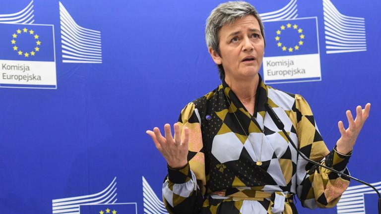 ЕС глоби Google за трети път