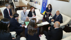 Инвестициите и потреблението у нас обсъдиха Борисов и ръководители на  ЕБВР