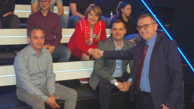 ЕС е тази арена, на която можем да компенсираме недостатъците на българското политическо пространство