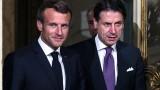 Лидерите на Италия и Франция предлагат нова система за разпределение на мигрантите в ЕС